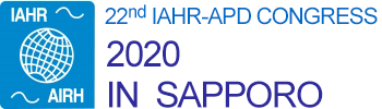22nd IAHR-APD 2020 IN SAPPORO